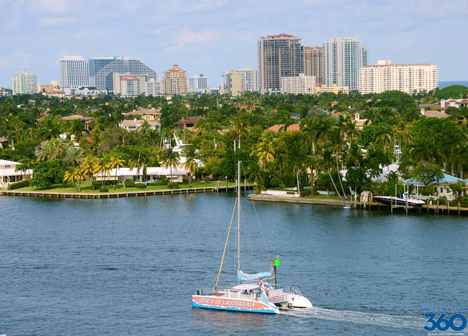 Best time to go to Fort Lauderdale