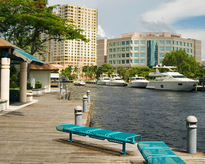 Fort Lauderdale Riverwalk