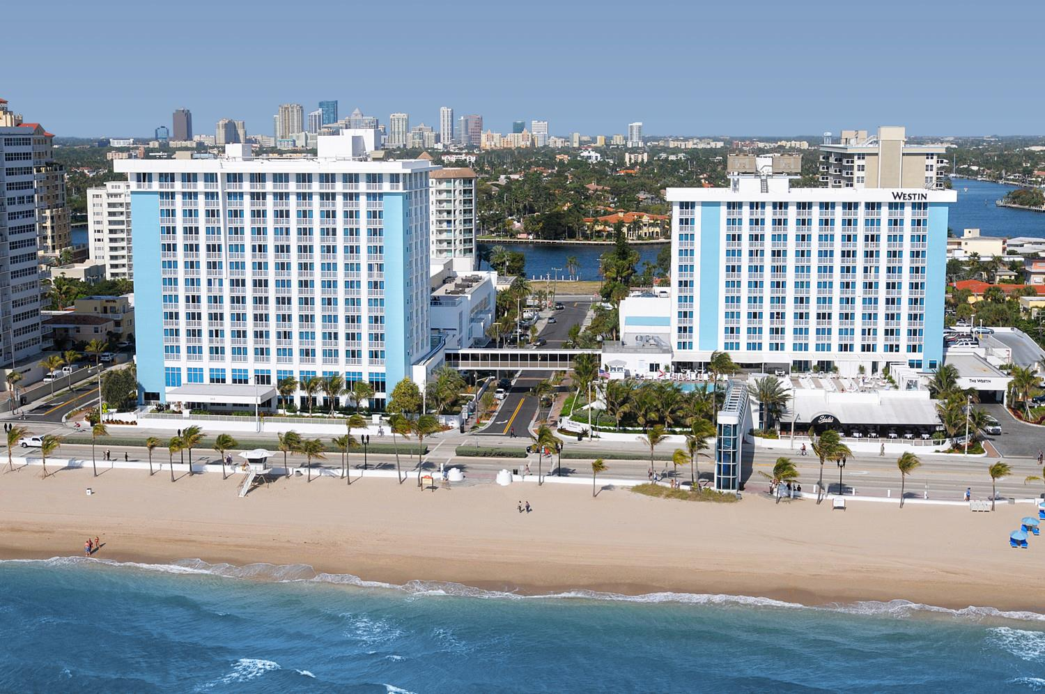 Fort Lauderdale Beach Hotels  Beachfront Hotels in Ft