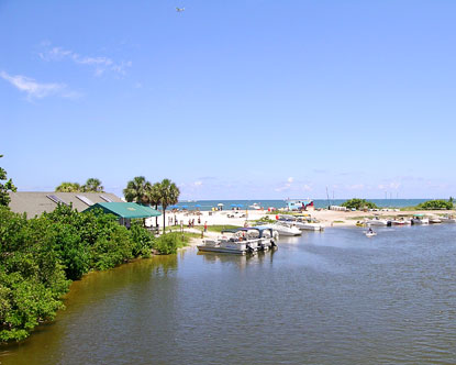 Royal Palms State Beach Fishing