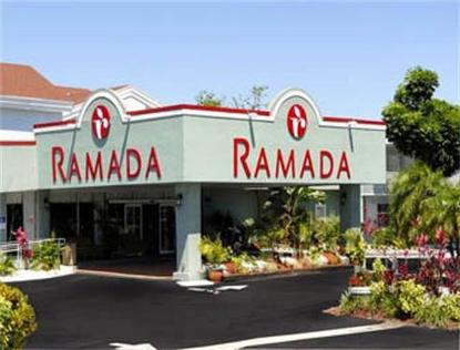 Ramada Inn Ft Lauderdale Airport/Cruise Port