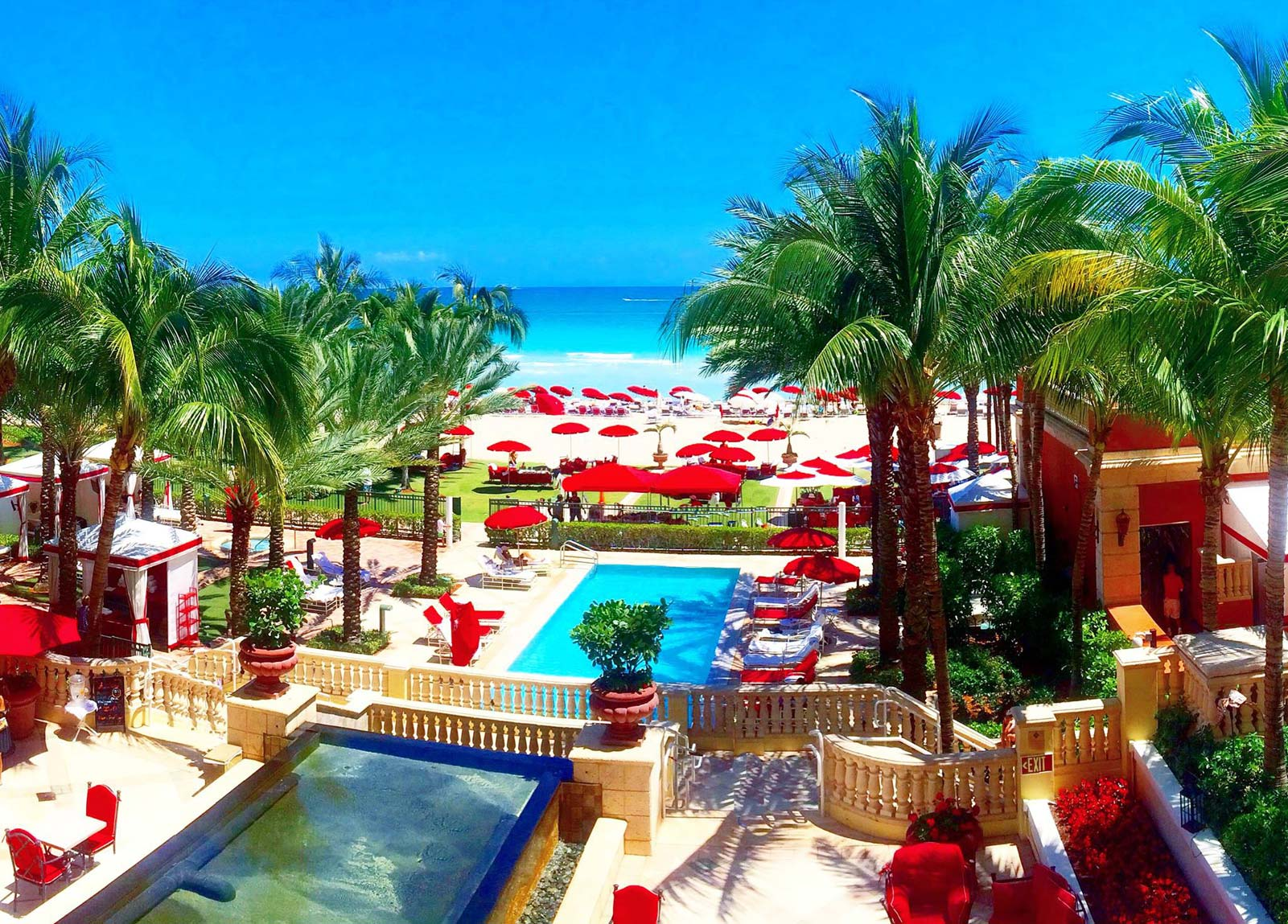 Miami Beach Resort And Spa Restaurants