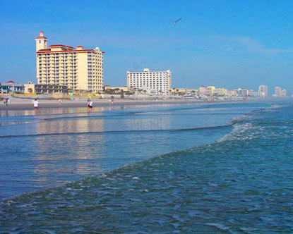 daytona beach is a destination