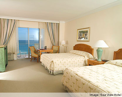 Haulover Beach Hotels - Sea View Hotel