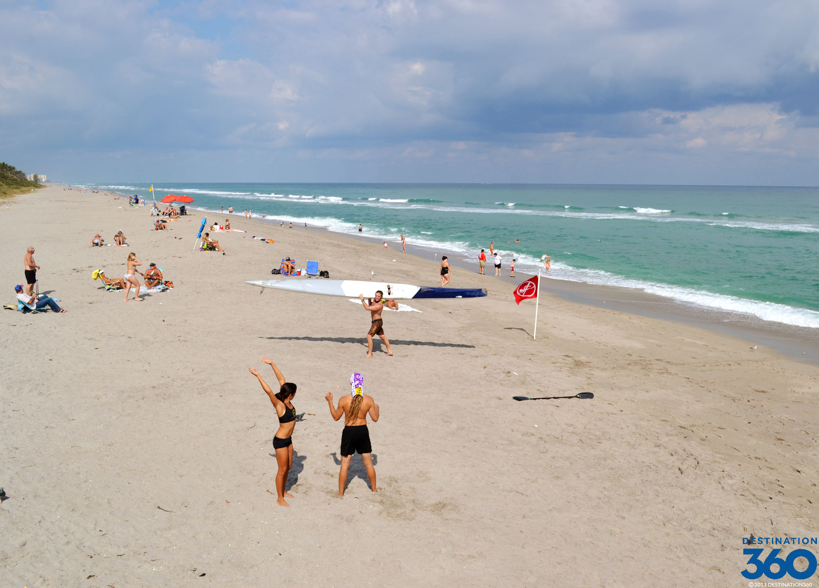 Juno Beach Virtual Tour