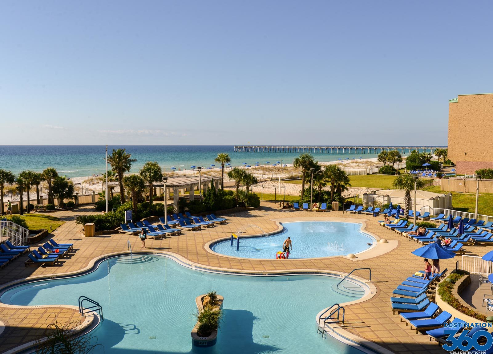 pensacola beach hotels resorts in pensacola beach pensacola beach 415x332