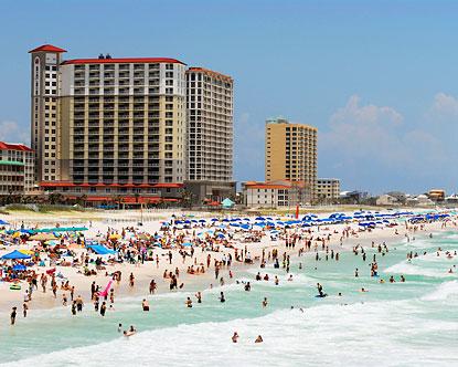 pensacola beach pensacola beach florida pensacola beach 415x332