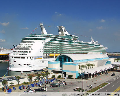Port Canaveral Cruises - Bahamas Cruises from Port Canaveral