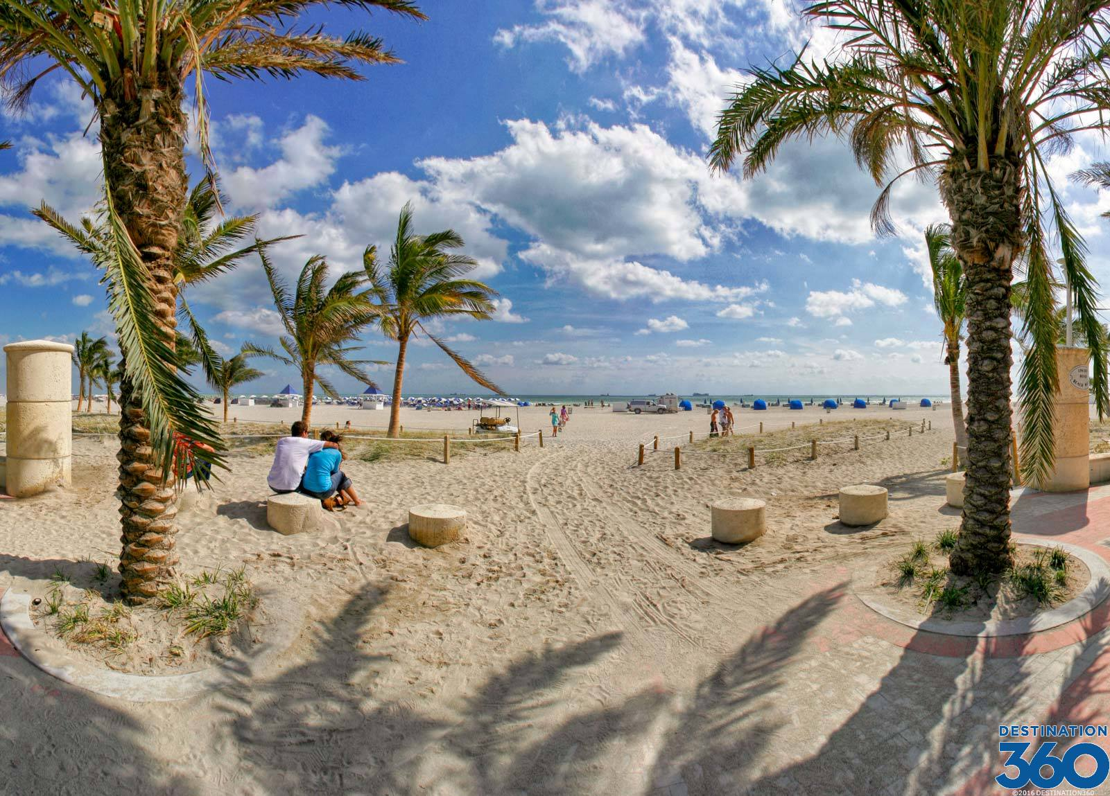 South Beach - Miami Beach Virtual Tour