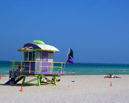 South Beach Miami Attractions Barton G S