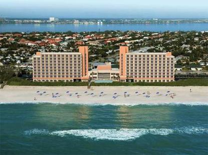 Doubletree Guests Suites Melbourne Beach Oceanfront