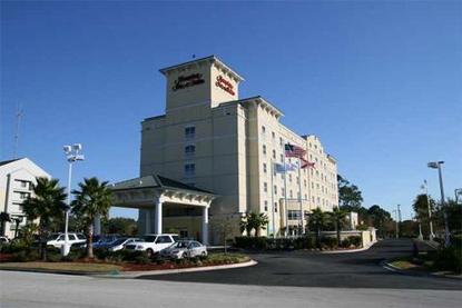 Hampton Inn & Suites Jacksonville Deerwood Park, Fl
