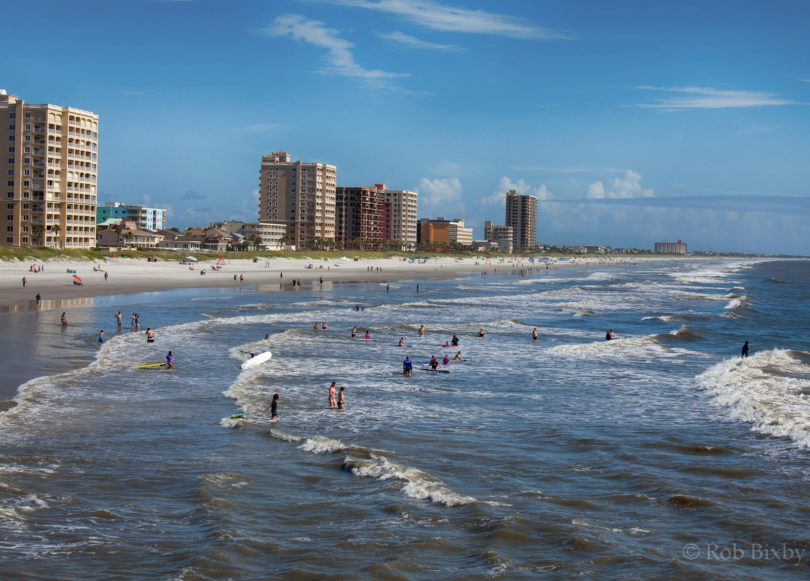 Jacksonville Beach Vacation