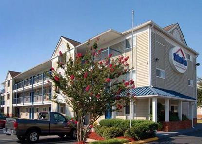 Suburban Extended Stay Jacksonville South