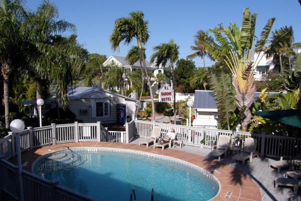 El Rancho Motel Key West