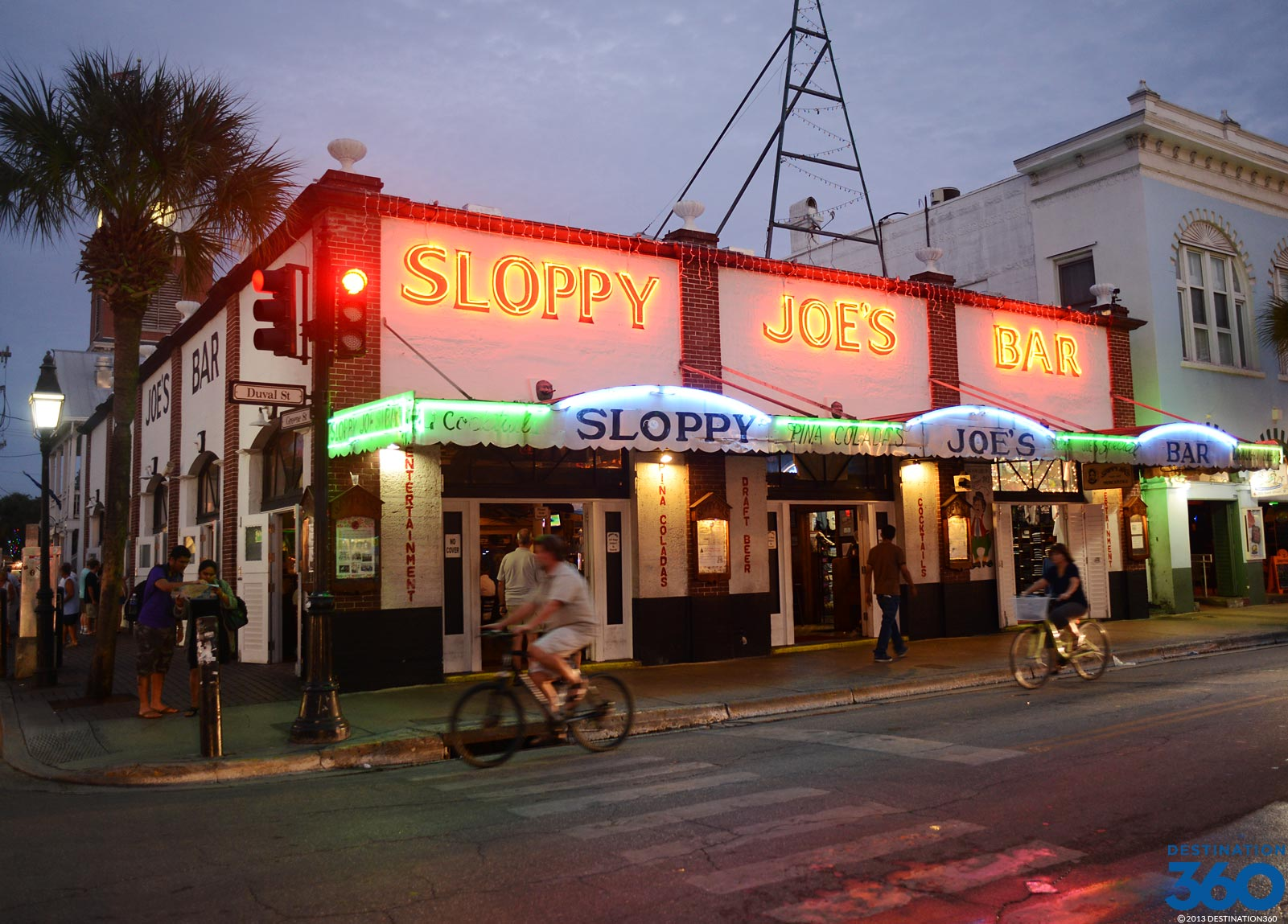 key west swingers bars
