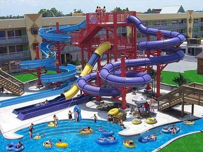 Clarion Resort And Waterpark