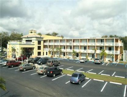 Howard Johnson Inn Parkside Kissimmee