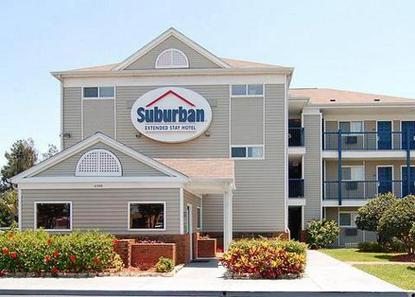 Suburban Extended Stay Largo Clearwater