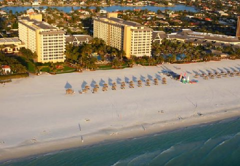 Marco Island Marriott Beach Resort, Golf Club And Spa