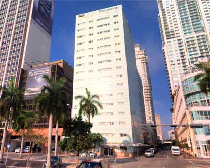 Continental Hotel Miami Bayside
