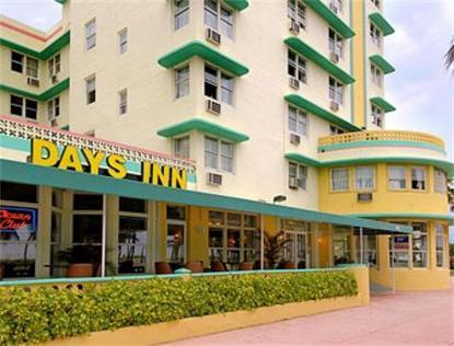 Days Inn Beach Oceanfront Miami