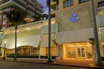 Hilton Bentley Beach Hotel