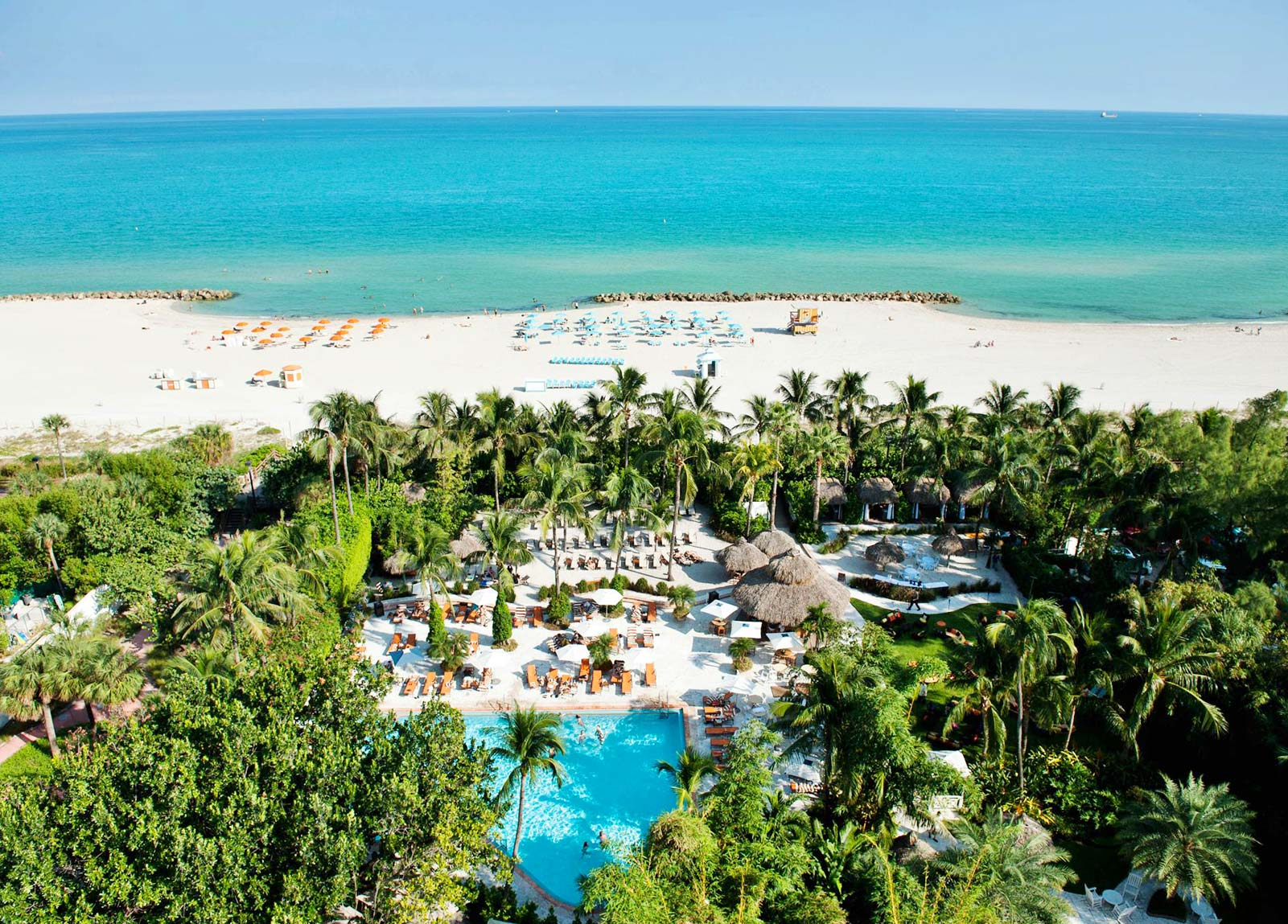 Luxury Hotels In South Beach