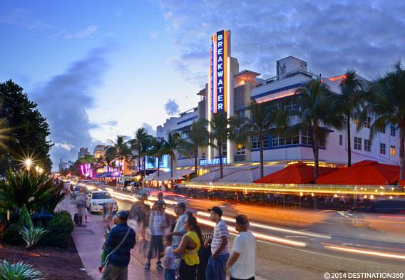 Ocean Drive Hotels - Beachfront Hotels on Miami South Beach