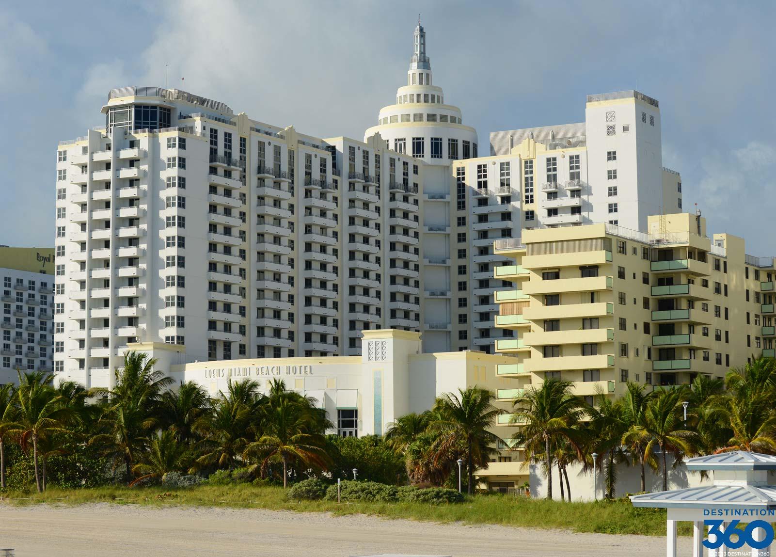 loews hotel miami - loews miami beach