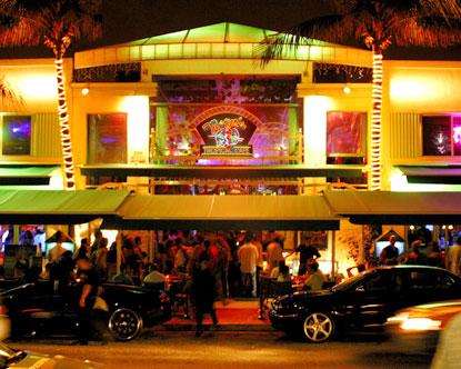 Mangos Tropical Cafe South Beach Mangos