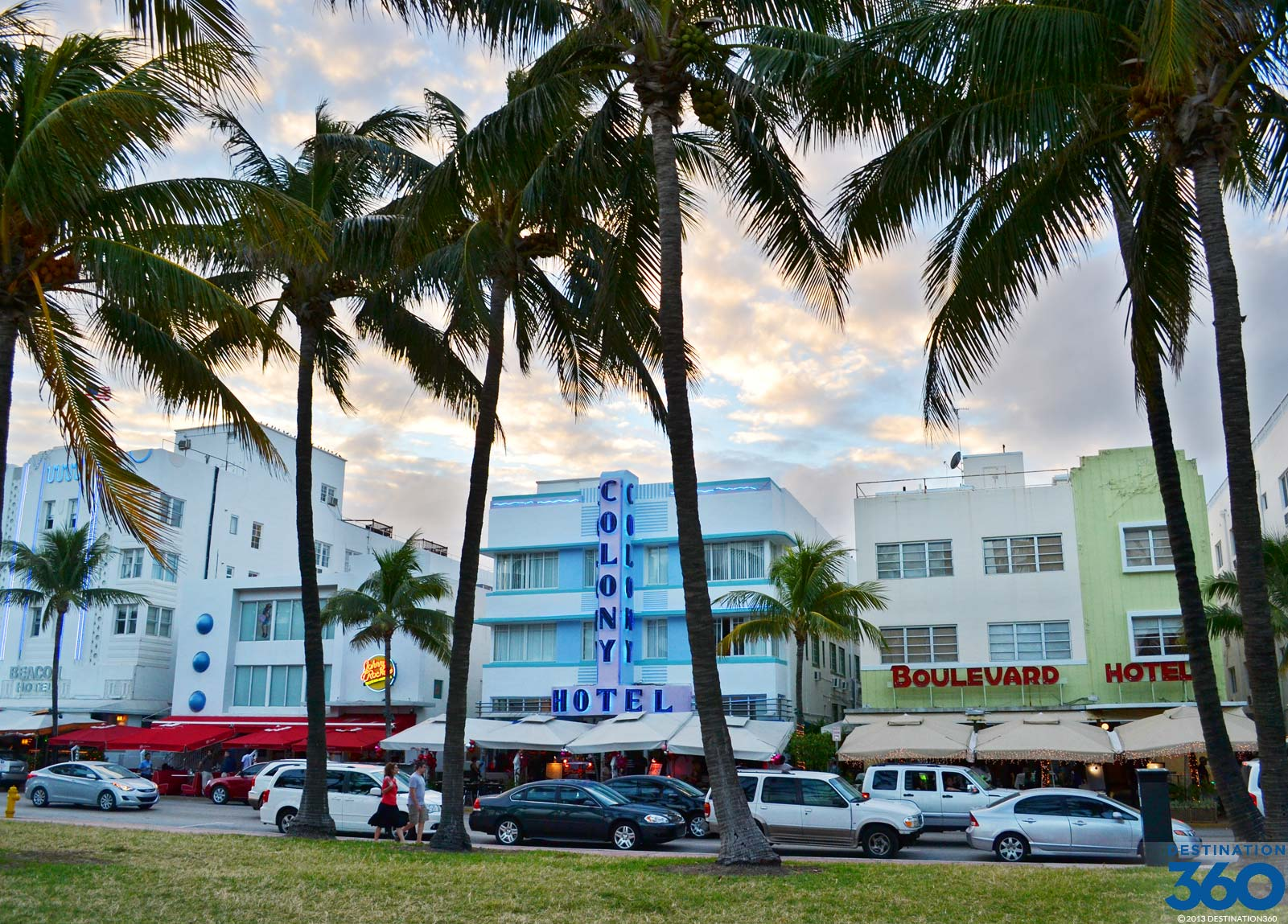 Cruises From Miami >> Miami Art Deco Hotels - Hotel Shelley