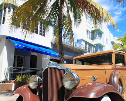 Miami Walking Tour