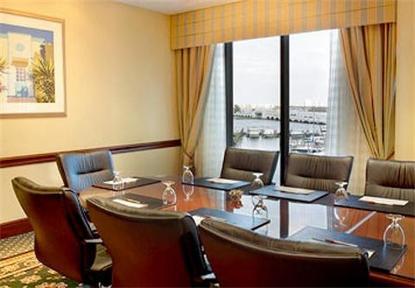 Marriott Biscayne Bay Hotel And Marina