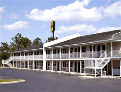 Super 8 Motel   Monticello