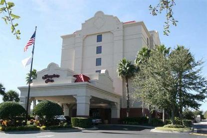 Hampton Inn Orlando Convention Center