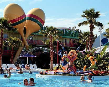 Disney All Star Resorts
