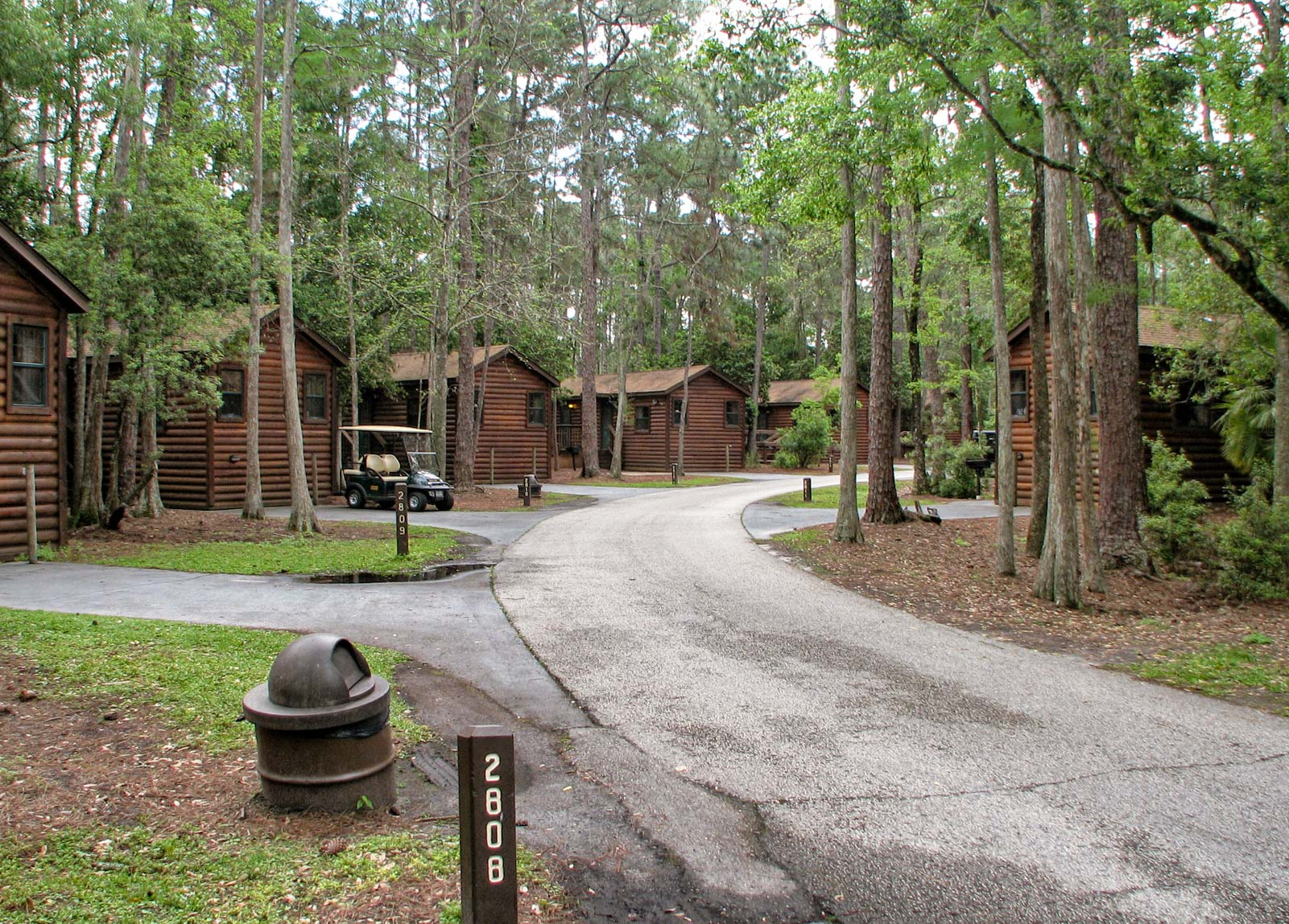 Disney s fort wilderness resort disney s fort wilderness for Disney cabins fort wilderness