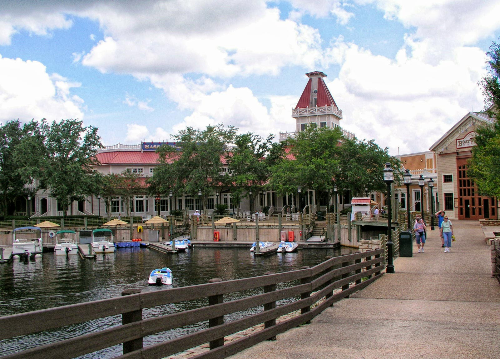 Disney Port Orleans Riverside Resort