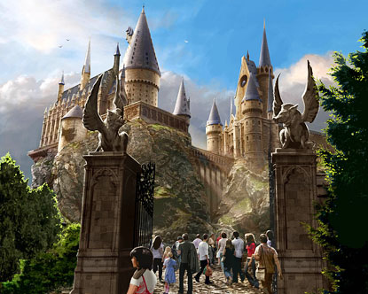 Harry Potter Theme Park