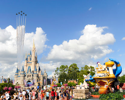 Best Times To Visit Disney World Best Month To Visit