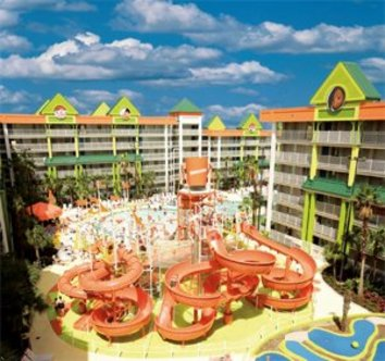 Nickelodeon Family Suites By Holiday Inn