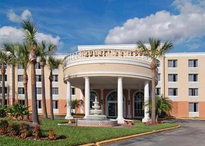 Quality Inn And Suites At Universal Studios
