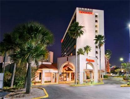 Ramada Inn International Drive Lakefront