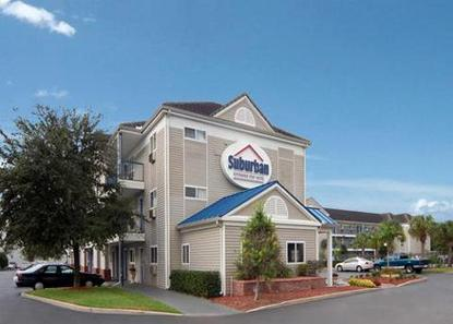 Suburban Extended Stay Orlando Central Park