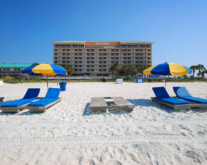 Panama City Beach Hotels on the Beach