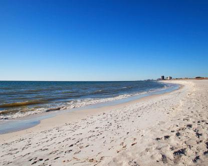 Gulf Lagoon Beach