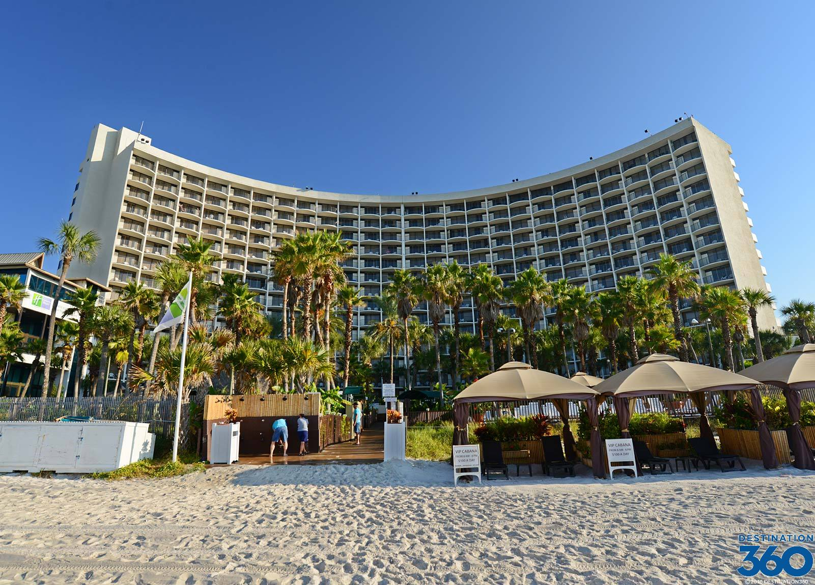 Hotels In Panama City Beach >> Panama City Beach Hotels On The Beach