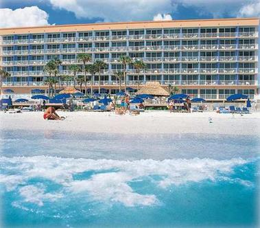 Doubletree Beach Resort Tampa Bay/North Redington Beach