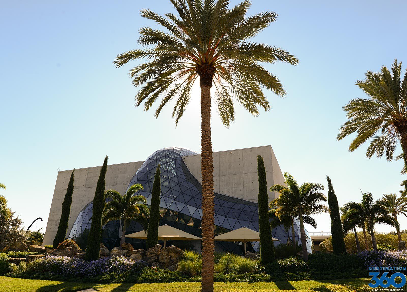 St Petersburg Museums Salvador Dali Museum Florida